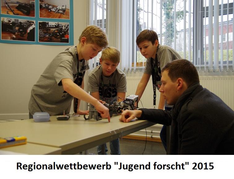 Jugend forscht 3